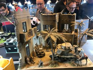36056 MIDDLE EAST DIORAMA by Marco Lievense