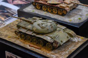 37012 T-54-2 SOVIET MEDIUM TANK. Mod. 1949