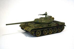 37014 T-54-1 SOVIET MEDIUM TANK Mod. 1947 + Ilya Lebedev