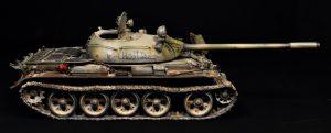 37018 T-55 Mod. 1963 INTERIOR KIT + Gaishi Shosuro