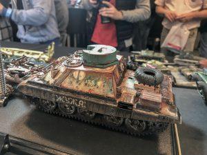 37043 UKRAINIAN BMR-1 w/KMT-9