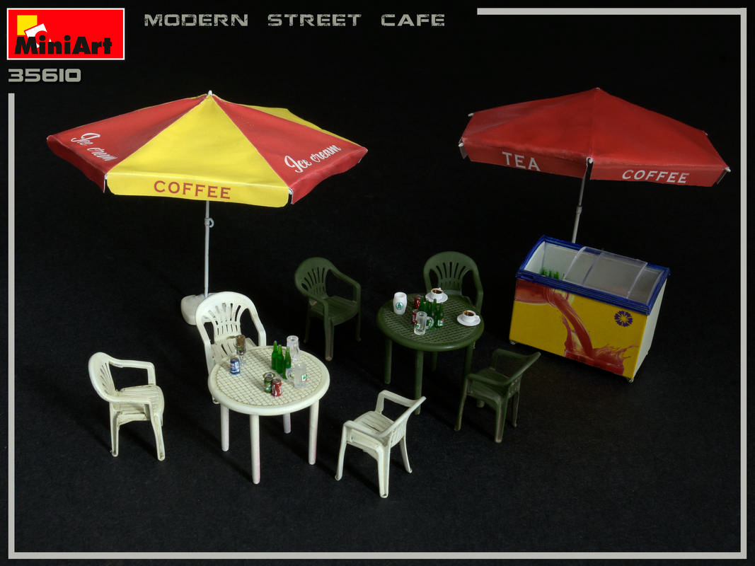 New Photos of Kit: 35610 MODERN STREET CAFE
