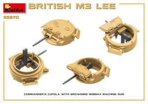 3D renders 35270 BRITISH M3 LEE