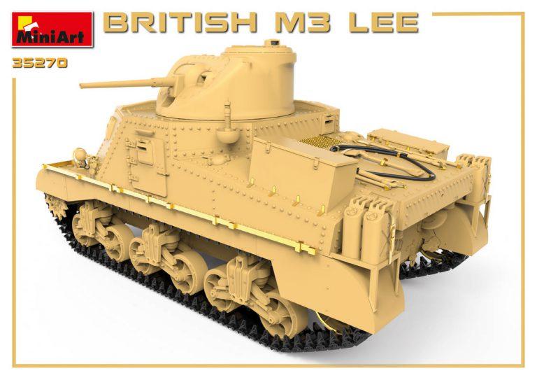 35270 BRITISH M3 LEE