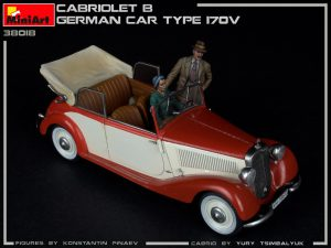Photos 38018 CABRIOLET B GERMAN CAR TYPE 170V