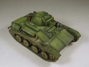 35215 T-60 EARLY SERIES. SOVIET LIGHT TANK. INTERIOR KIT + Shkalik