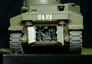 35206 M3 LEE EARLY PRODUCTION. INTERIOR KIT by Kimmo Happonen