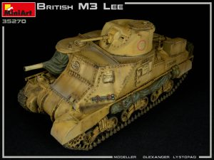 35270 BRITISH M3 LEE + Olexandr Lystopad