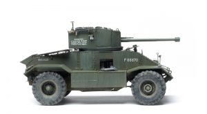 35155 AEC Mk.II ARMOURED CAR + Mike Scharf