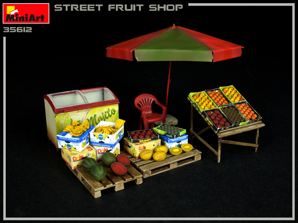 New Photos of 35612 STREET FRUIT SHOP