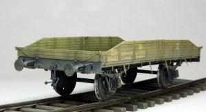 "35288 RAILWAY COVERED GOODS WAGON 18t ""NTV"" TYPE + 35300 SOVIET RAILWAY WAGON ""TEPLUSHKA"" + 35303 SOVIET RAILWAY FLATBED 16,5-18t + Alexander Pedan"