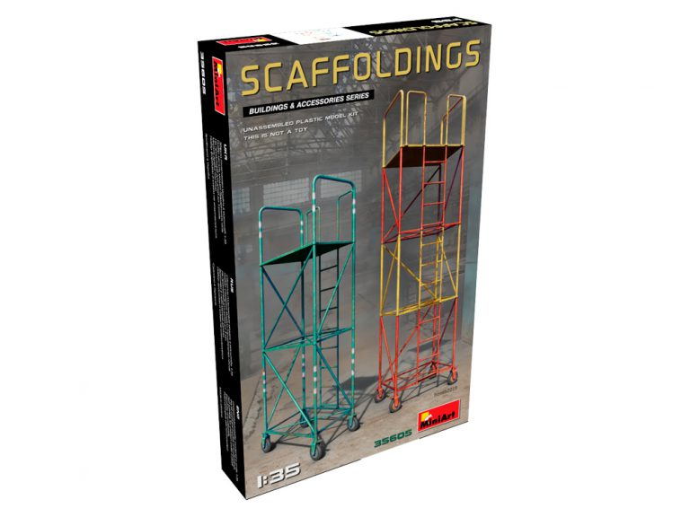 35605 SCAFFOLDINGS
