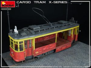 "Photos 38030 CARGO TRAMWAY ""X""-SERIES"