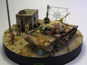 37018 T-55 Mod. 1963 INTERIOR KIT + Łukasz Orczyc-Musiałek and Eduardo Fernandez Rodriguez