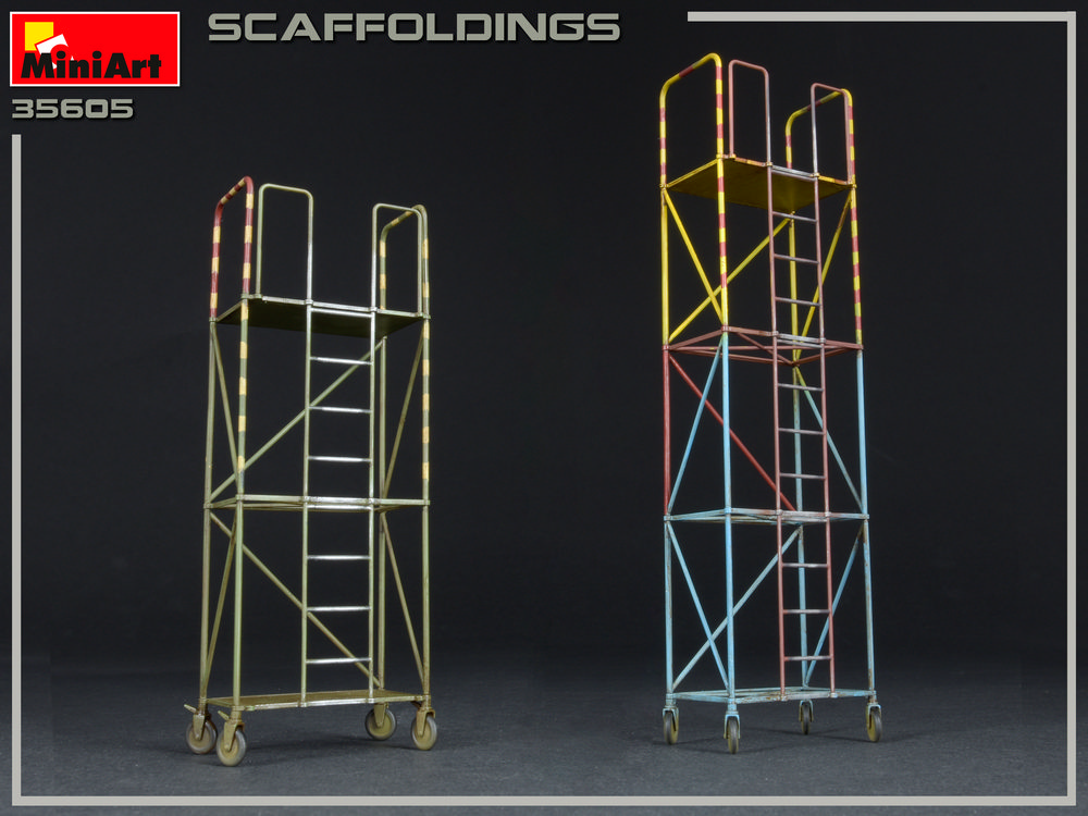 New Photos of 35605 SCAFFOLDINGS