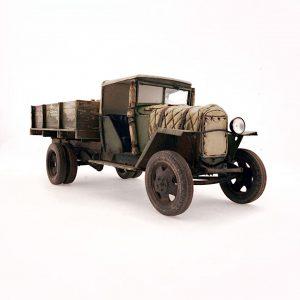 35130 GAZ-MM Mod.1941 1.5t CARGO TRUCK + Andrey Zhbadinsky