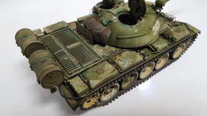 37022 T-55A LATE MOD. 1965 INTERIOR KIT + Michał Wójtowicz