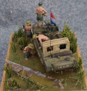 "35278 GERMAN TANK CREW ""Afrika Korps"" SPECIAL EDITION + Clement Decaux"