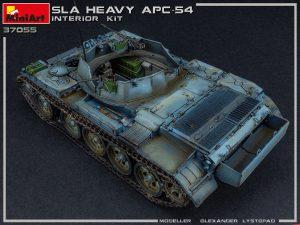Photos 37055 SLA 重型装甲运兵车 APC-54,带内购