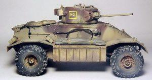 35152 AEC Mk.I ARMOURED CAR + Pavel Mosalov