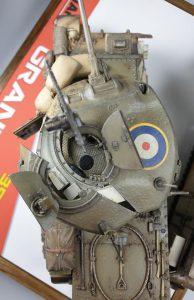 35217 GRANT Mk.I INTERIOR KIT + Marco Lievense