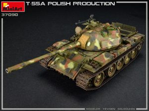 37090 T-55A POLISH PRODUCTIONEvgeny Solodukhin