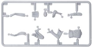 Content box 35310 SOVIET INFANTRY TANK RIDERS SET 2
