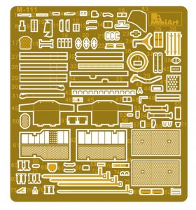 Content box 37090 T-55A POLISH PRODUCTION