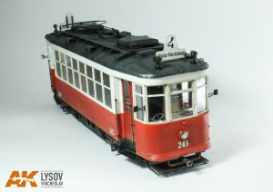 38020 SOVIET TRAM X-SERIES. EARLY TYPE + Vyacheslav Lysov