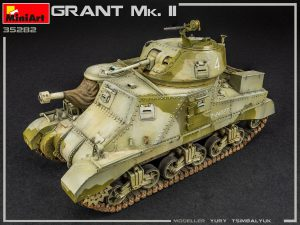 Photos 35282 Grant Mk. II 中型坦克