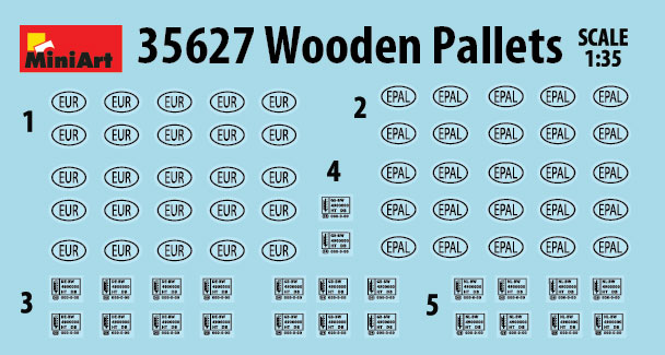 35627 WOODEN PALLETS