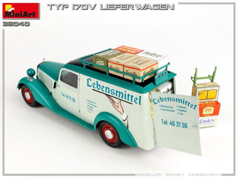 38040 TYP 170V LIEFERWAGEN