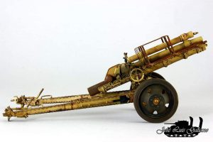 35269 GERMAN ROCKET LAUNCHER with 28cm WK Spr & 32cm WK Flamm + Jose Luis Galiano Hevilla