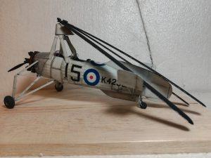 41008 AVRO 671 ROTA MK.I RAF + Las maquetas de Osogua