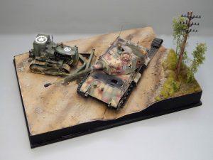 35188 U.S. ARMOURED BULLDOZER + Andreas Coenen