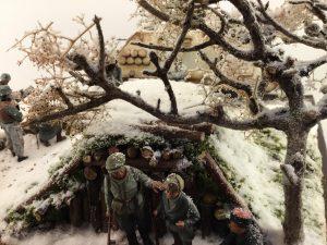 35280 GERMAN TANK CREW. KHARKOV 1943 + 35249 GERMAN TANK CREW (WINTER UNIFORMS) SPECIAL EDITION + Steve Butler Farrier