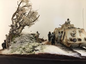 35280 GERMAN TANK CREW. KHARKOV 1943 + 35249 GERMAN TANK CREW (WINTER UNIFORMS) SPECIAL EDITION + Steve Butler Farrier