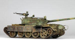 37015 T-54-3 SOVIET MEDIUM TANK. Mod. 1951 + Ilya Yut