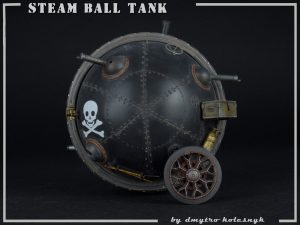 "40001 SOVIET BALL TANK ""Sharotank"" INTERIOR KIT + 38021 LGOC B-TYPE LONDON OMNIBUS + 35211 M-4 QUAD MAXIM AA MACHINEGUN + Dmytro Kolesnyk"