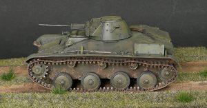 35241 T-60 (T-30 Turret) INTERIOR KIT + Andrey Mukhin