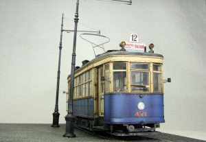38020 SOVIET TRAM X-SERIES. EARLY TYPE + Alexander Pedan