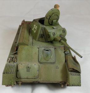 35194 T-70M SOVIET LIGHT TANK w/CREW. SPECIAL EDITION + Ricardo Lyons Gutiérrez
