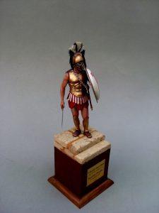 16012 SPARTAN HOPLITE V CENTURY B.C. + Mickael NITSCHKE