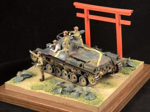 35128 JAPANESE TANK CREW + Andrey Mutafyan