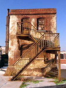 35545 BUILDING STAIR + Dimitris Karakatsanis