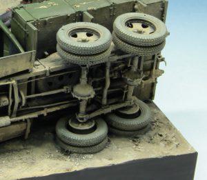35177 GAZ-AAA w/QUAD M4 MAXIM + Alexander Zelenkov