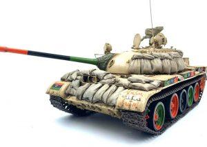 37068 T-55 POLISH PROD + Peter Robinson
