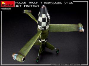 Photos 40009  フォッケウルフ トリープフリューゲル VTOLジェットファイター