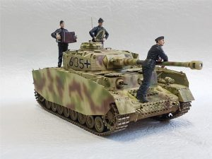 35275 GERMAN TANK CREW (Normandy 1944) SPECIAL EDITION + Byeol Han