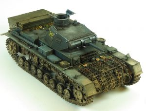 35213 Pz.Kpfw.III Ausf. D/B + Giuseppe Artqdp